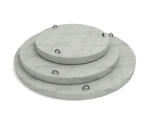 Плиты нижние опорные (Днище колодца) цена