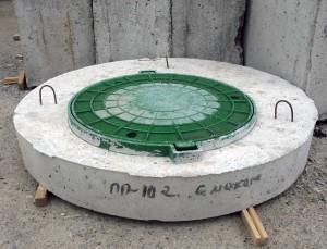 Плиты перекрытия с люком цена